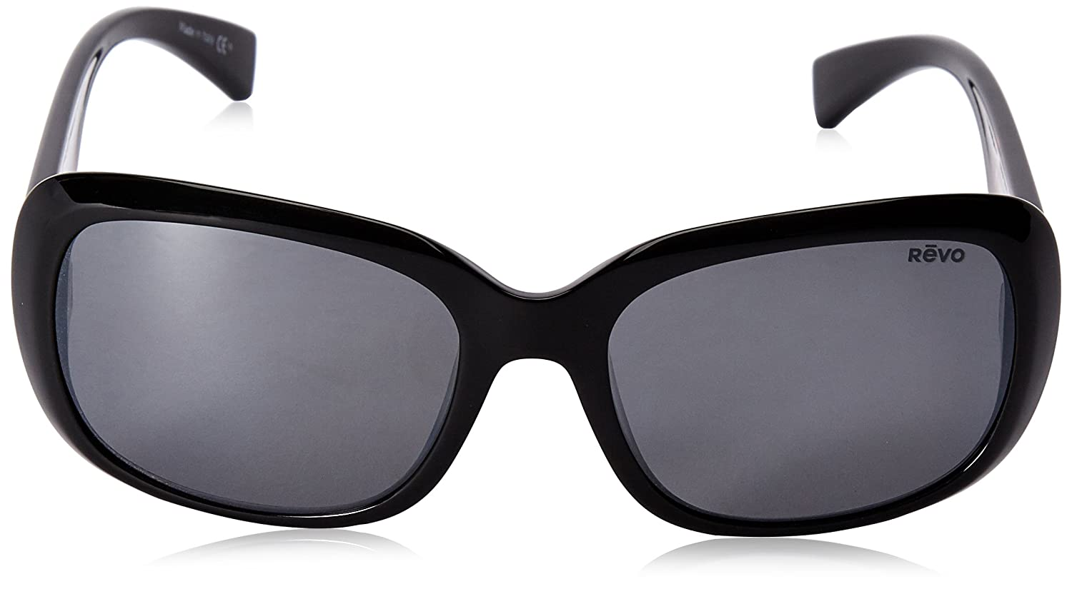 20bfaf7fbf Revo Sunglasses Paxton Shiny Black Tortoise Graphite Polarised RE 1039 01 GY   Amazon.co.uk  Clothing