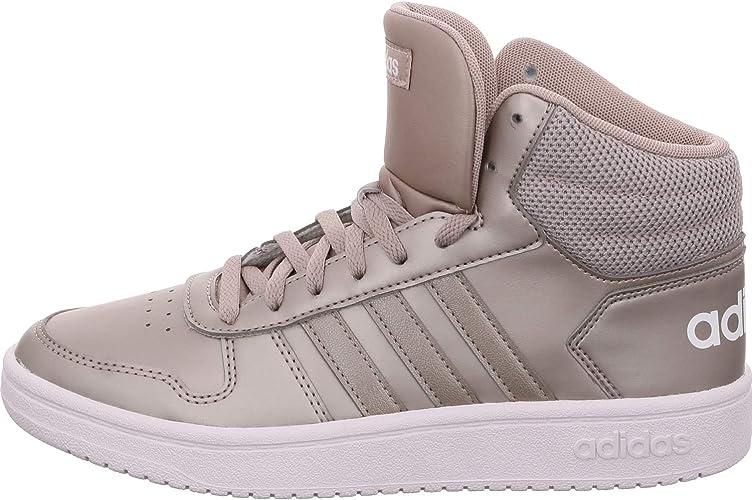 correr instructor enero  adidas Women's Hoops 2.0 Mid Basketball Shoes: Amazon.co.uk: Shoes & Bags