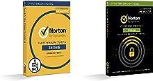 ノートン セキュリティ プレミアム 3年3台版 + WiFi プライバシー 1年3台版 (同時購入版) | Win/Mac/iOS/Android対応