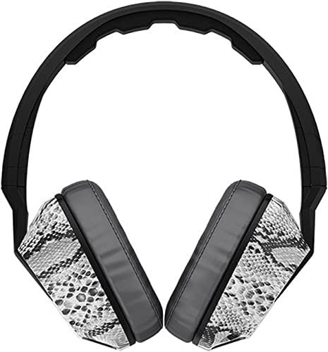 Skullcandy Crusher Headphones with Built-in Amplifier and Mic, Koston Snake