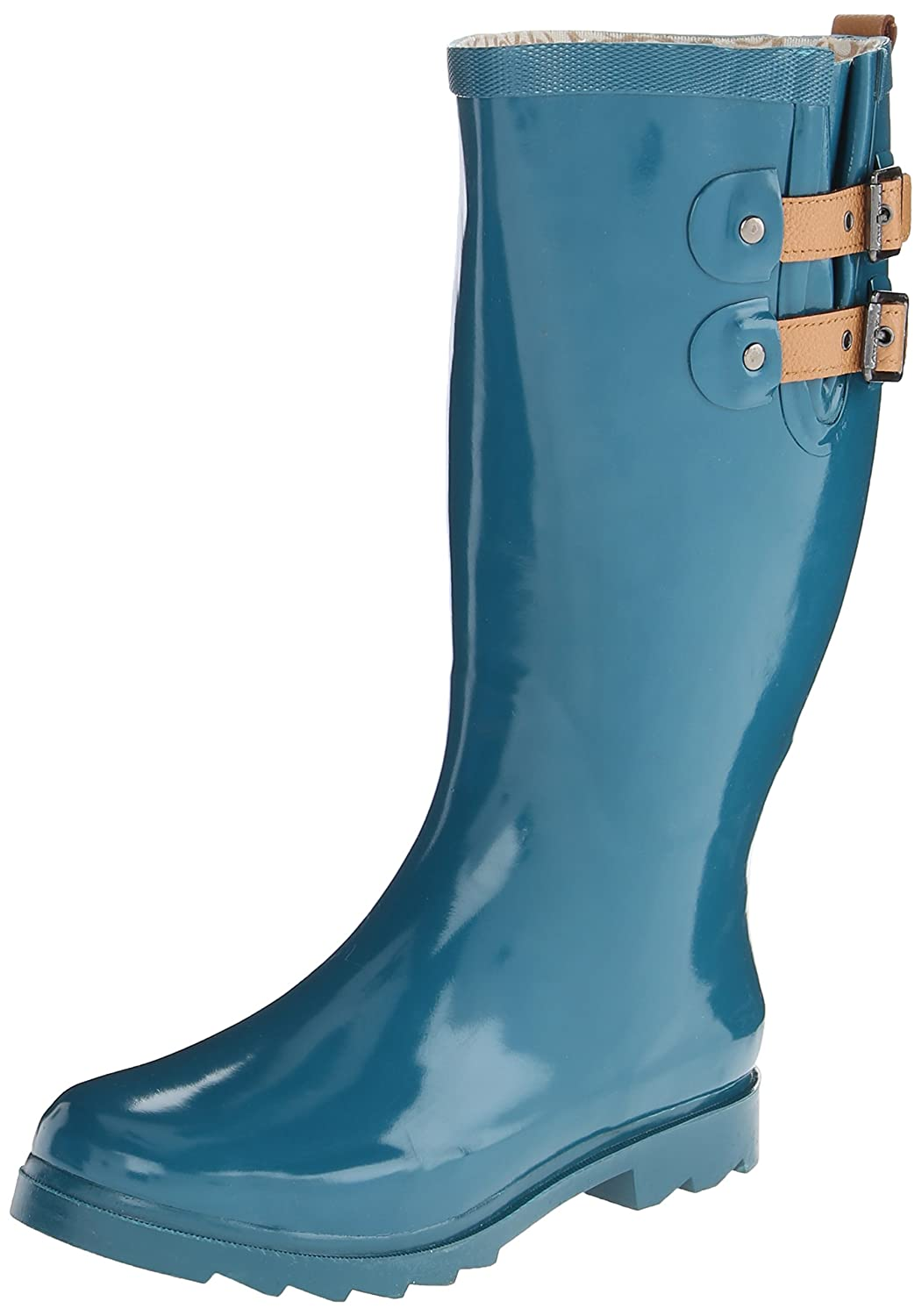 Chooka Women's Top Solid Rain Boot