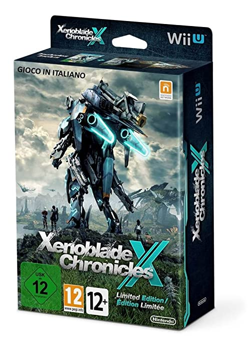 30 opinioni per Xenoblade Chronicles X- Limited- Nintendo Wii U