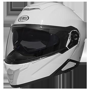 Premier APAPRGENPOLU08000L - Casco para moto, talla L