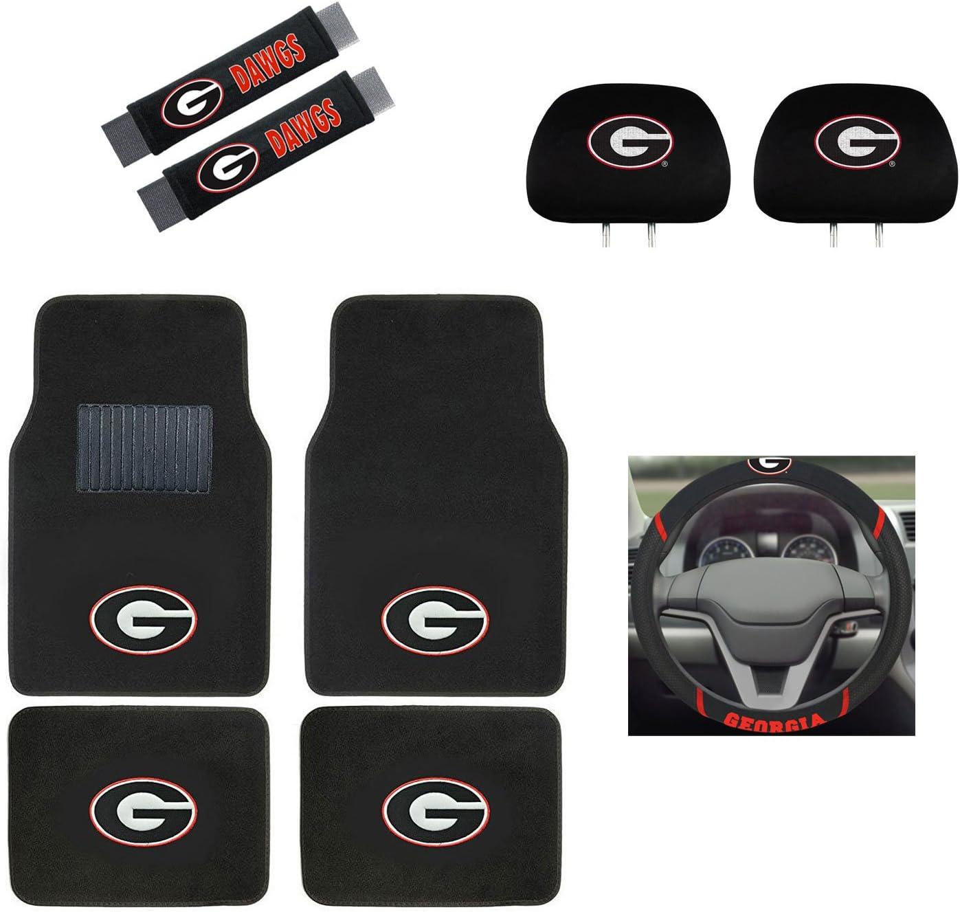 Fuji NCAA Steering Wheel Cover