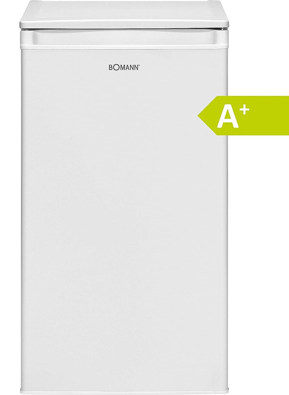 BOMANN VS 7231 Standgerät Weiß Kühlschrank 831 mm hoch A+