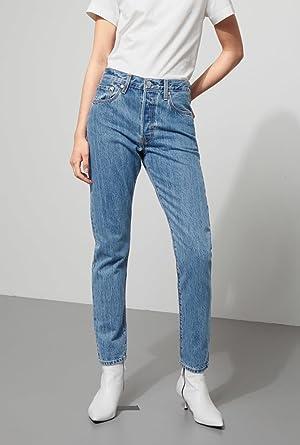 1beb4fc83646 Women's Levi's 501 Skinny Jeans Colour Rolling Dice Size W27 L32: Amazon.co. uk: Clothing