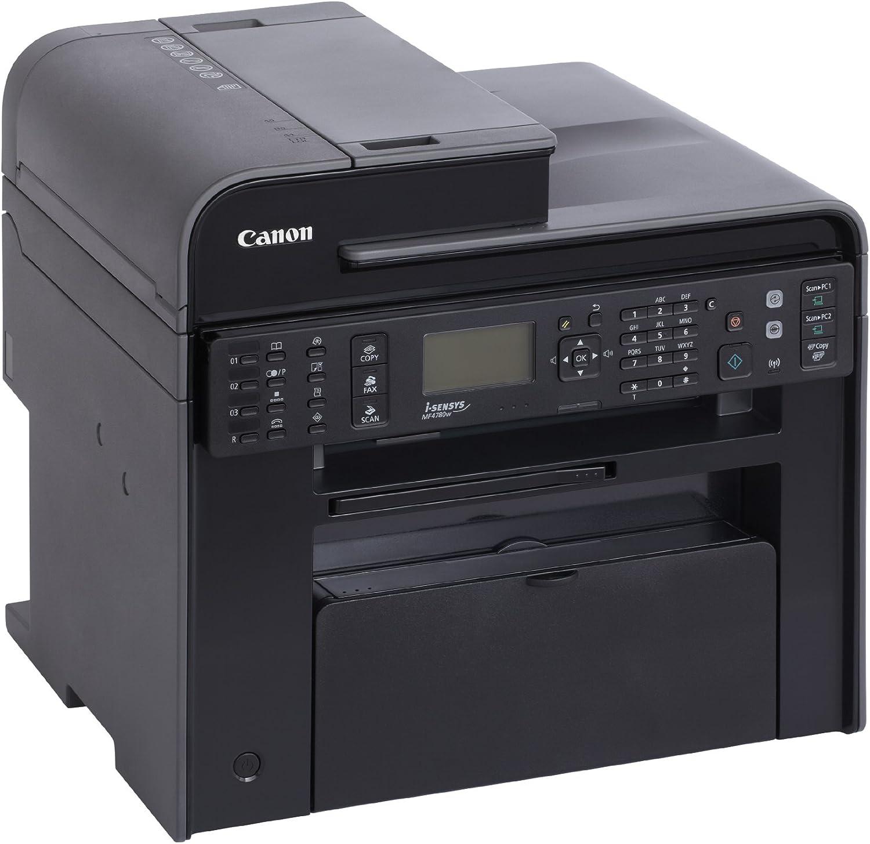 Canon i-SENSYS MF4780w - Impresora láser (B/N 23 PPM, A4): Amazon ...