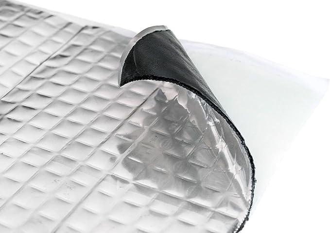 Kummert Business Alubutyl anti bitume replacement Mat 500/x 200/x 50/x 400/cm portiera auto HiFi 2/m/²