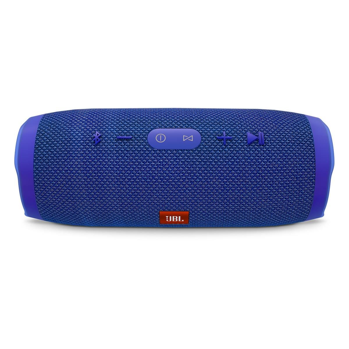 JBL Charge 3 Waterproof Bluetooth Speaker -Blue (Certified Refurbished) by JBL (Image #2)