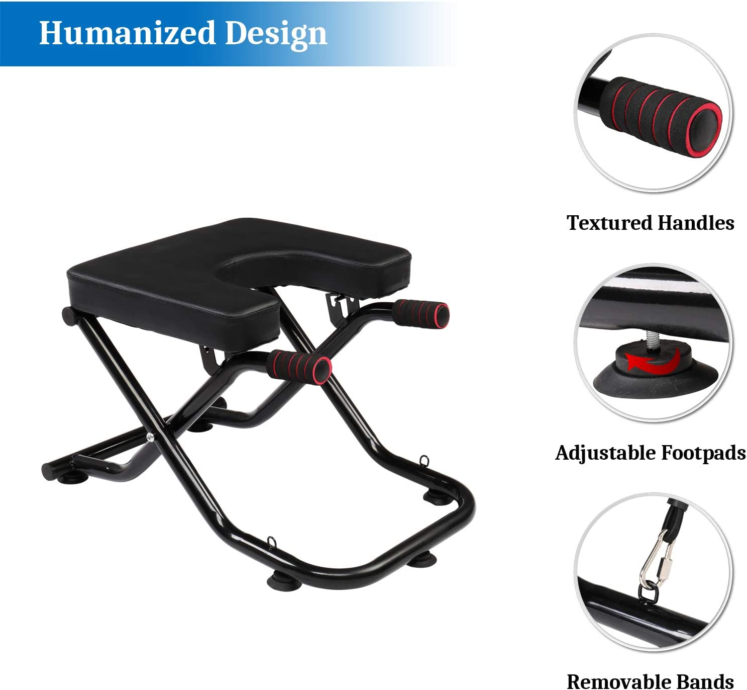 Doufit IT-02 headstand Bench