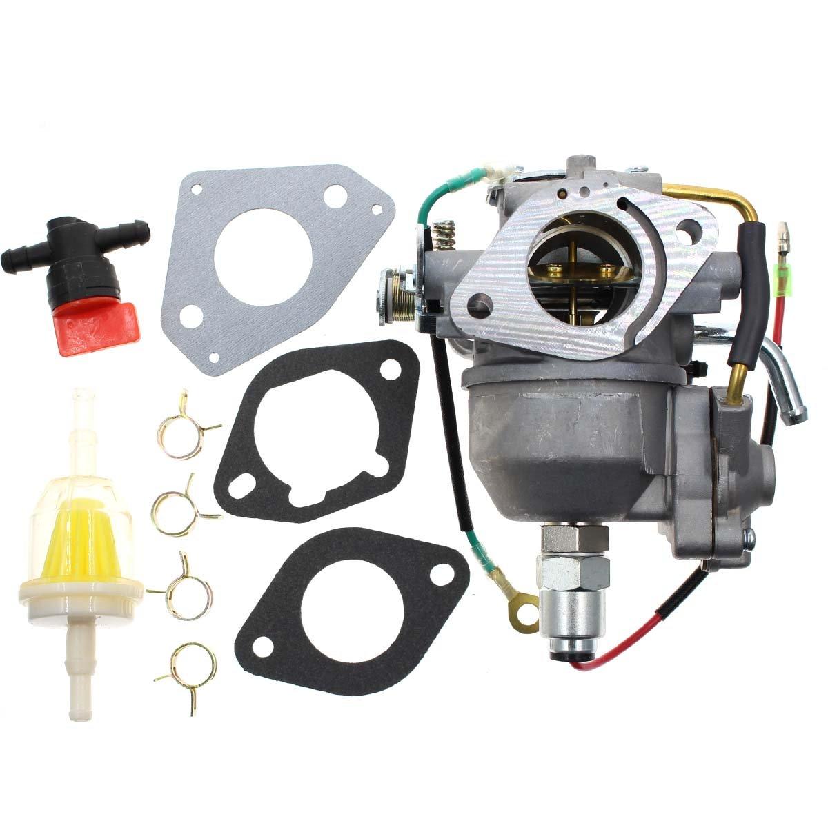 Carbhub Carburetor for Kohler CV730 CV740 25hp 27hp Engine, Replaces Kohler 24853102-S 24-853-102-S Engines for CV730 with Specs: 0039, 0040, 0041, 0042, 0043, 0044, 0045, 0046 by Carbhub