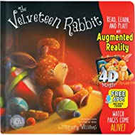 The Velveteen Rabbit - Come-To-Life Board Book - Little Hippo Books