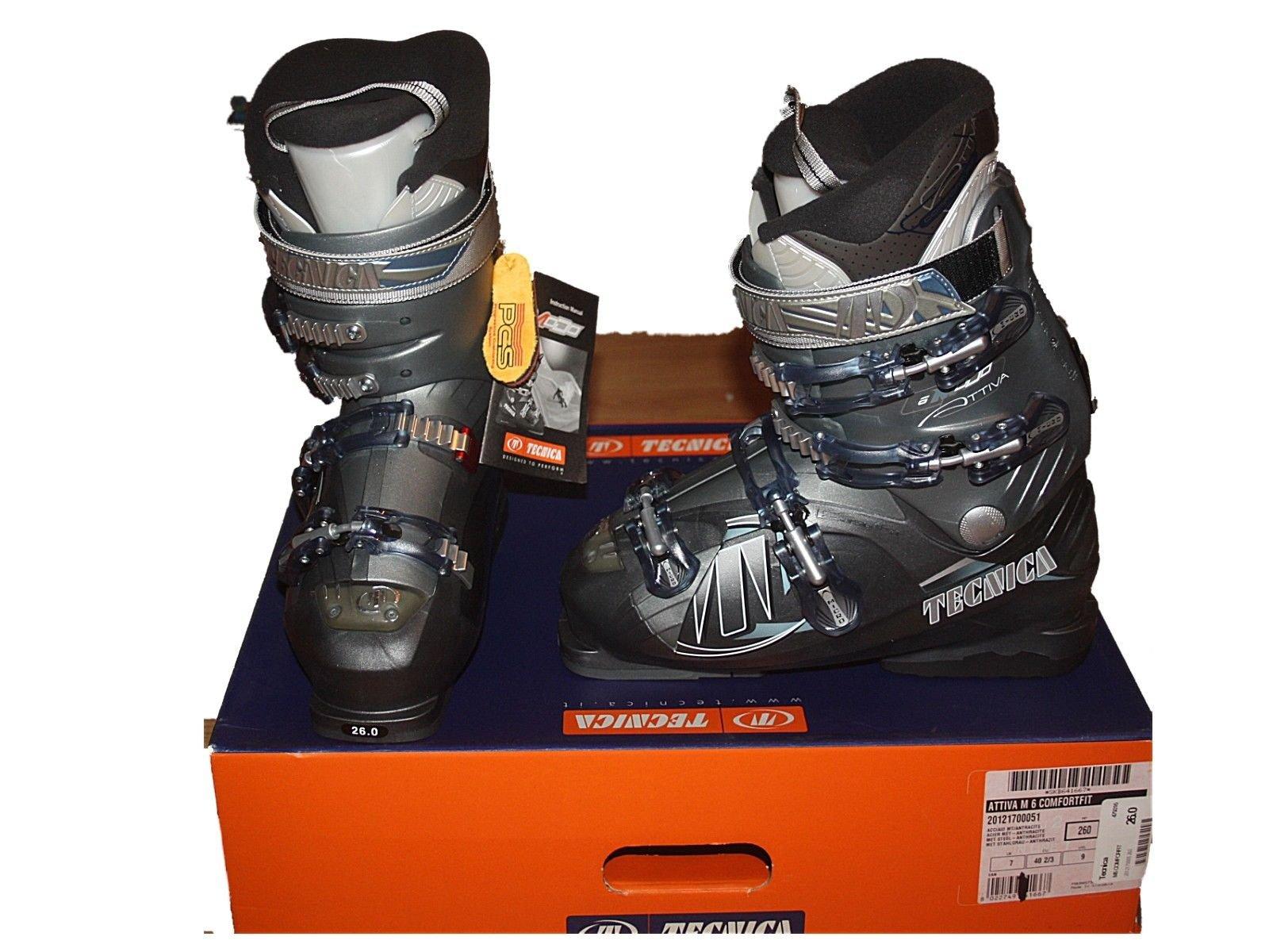 Ski Boots Women's size 26 mondo / US 9 Tecnica Attiva Modo 6 - NEW by Tecnica