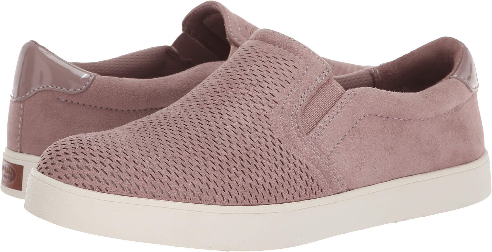 Dr. Scholl's Shoes Women's Madison Sneaker, Hydrangea Chop Microfiber, 10 M US