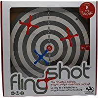 FlingShot – Interactive Dart Game with Magnetized Pieces