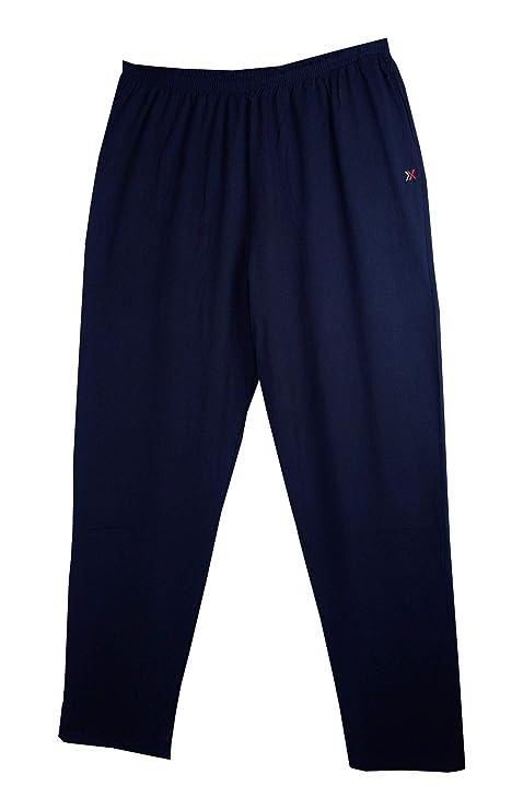 351f8831532e Maxfort Pantalone Tuta Uomo Taglie Forti Art. Praga Jersey Cotone Made in  Italy Oversize