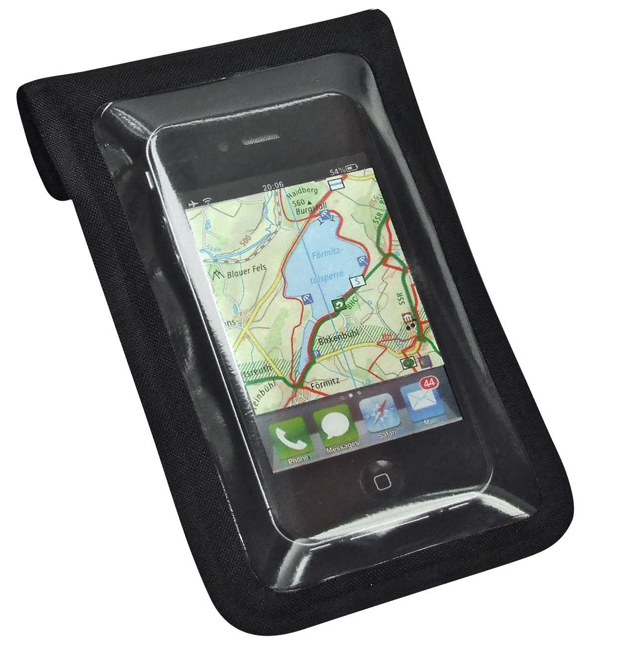 Rixen Kaul Klickfix Bike Bags Handlebar Phone Bag Duratex M Waterproof Touchscreen