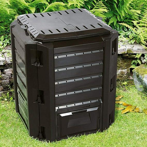 Deub Garden Compostador tamaño elección 380L 800L 1200L 1600L ...