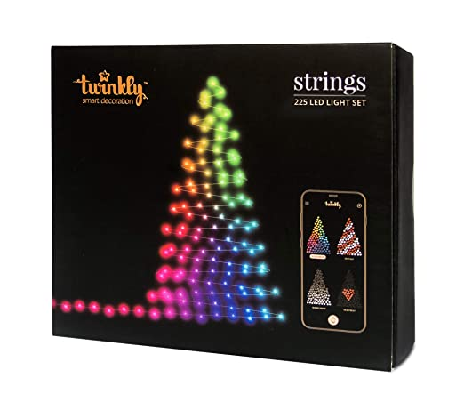collegare le luci di Natale agli altoparlanti