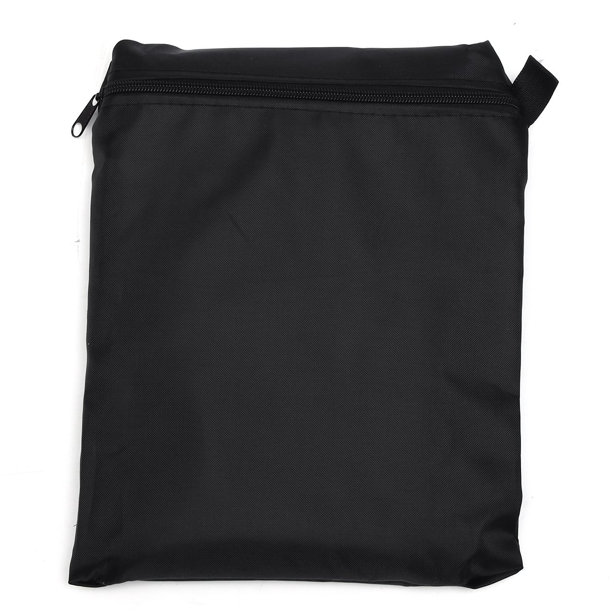 18'' X 32'' X 12'' X 110'' Parasol Umbrella Cover Black Oxford Polyester Rectangular Waterproof Heavy Duty  Outdoor Patio Garden Furniture Protection Protective Cloth Covering