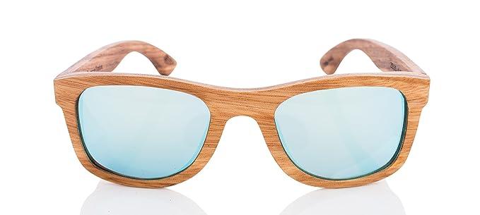 WOODYS Zeus 0, 25 - gafas de sol, unisex, negro, talla 53-23 ...