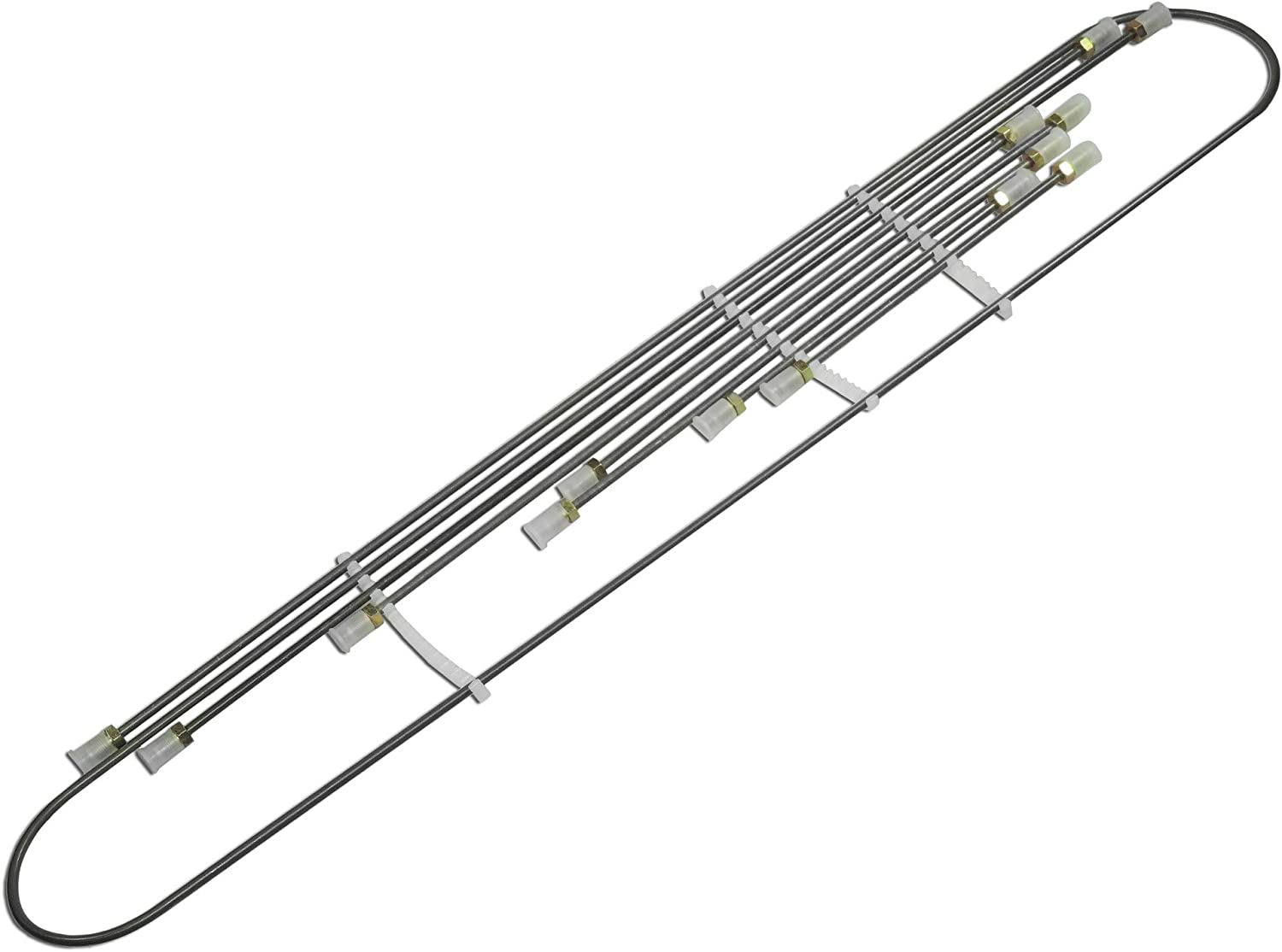 AA Performance Products Metal Brake Line Kit for VW 60-66