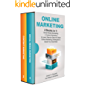 Online Marketing: 2 Books in 1: Social Media Marketing + Content Marketing to Learn Step-by-Step the Best Online Marketing Strategies to Boost Your Business ... (Internet Marketing,Digital Marketing 2019)
