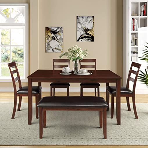 Rajmarti Upgraded Version Stronger Dining Table Set
