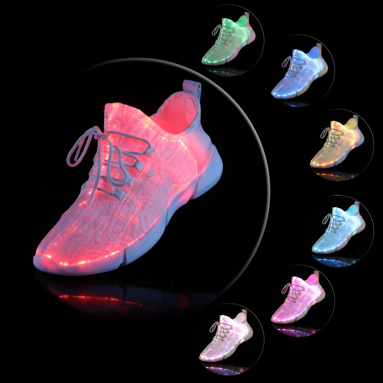Buy Shinmax Fiber Optic LED Shoes