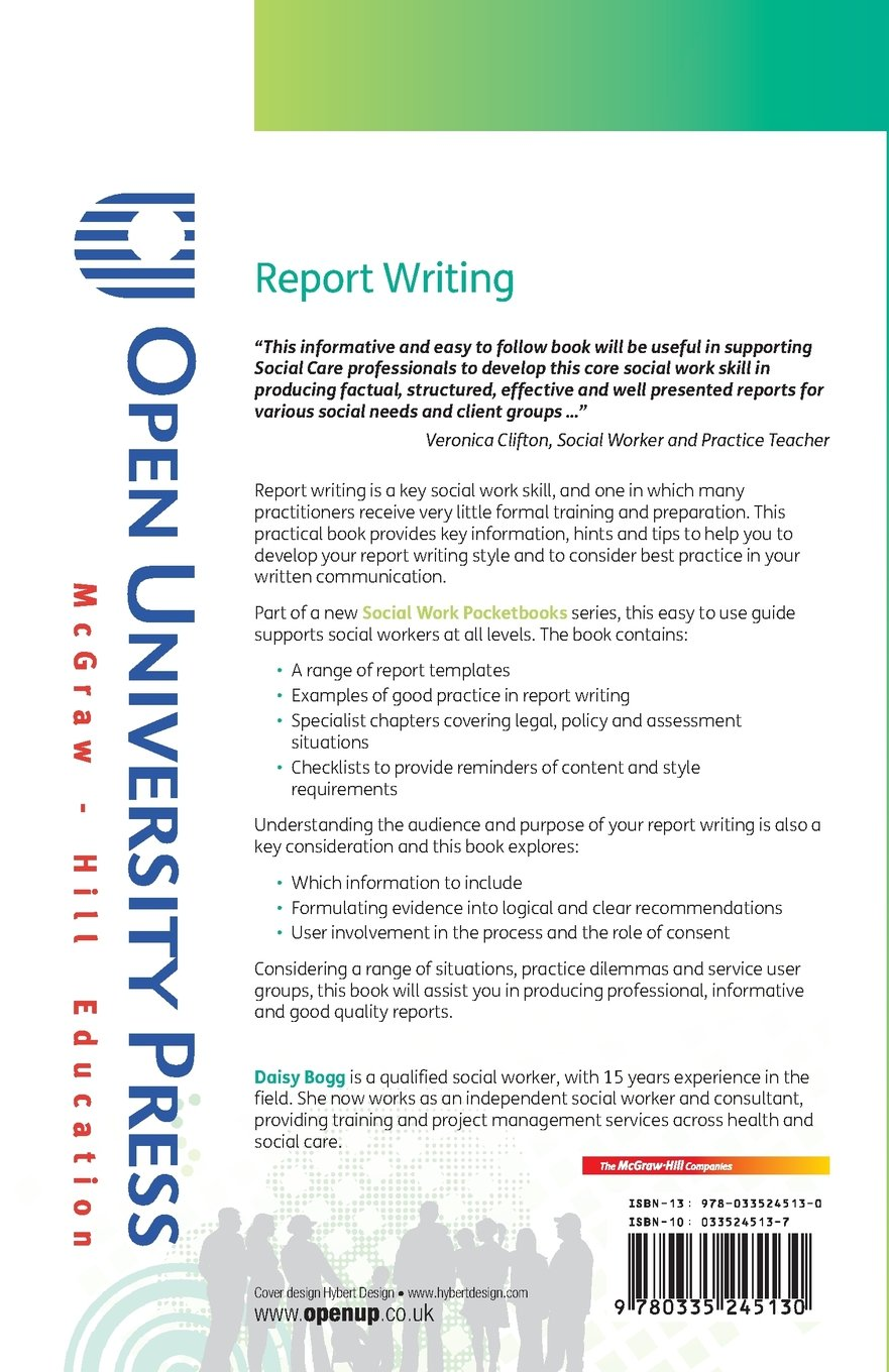 write a report online Writing reports and assignments can be a daunting prospect learn how to  interpret questions and how to plan, structure and write your.