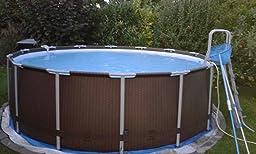 Bestway Frame Pool Steel Pro Set, 427 x 122 cm in