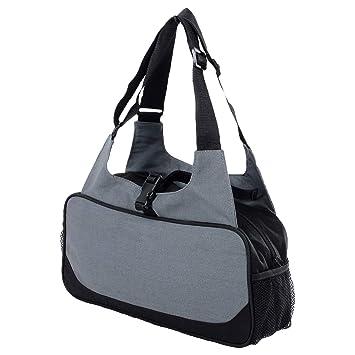 YOOMAT Compact Yoga Mat Bag/Stylish, Efficient & Lightweight ...