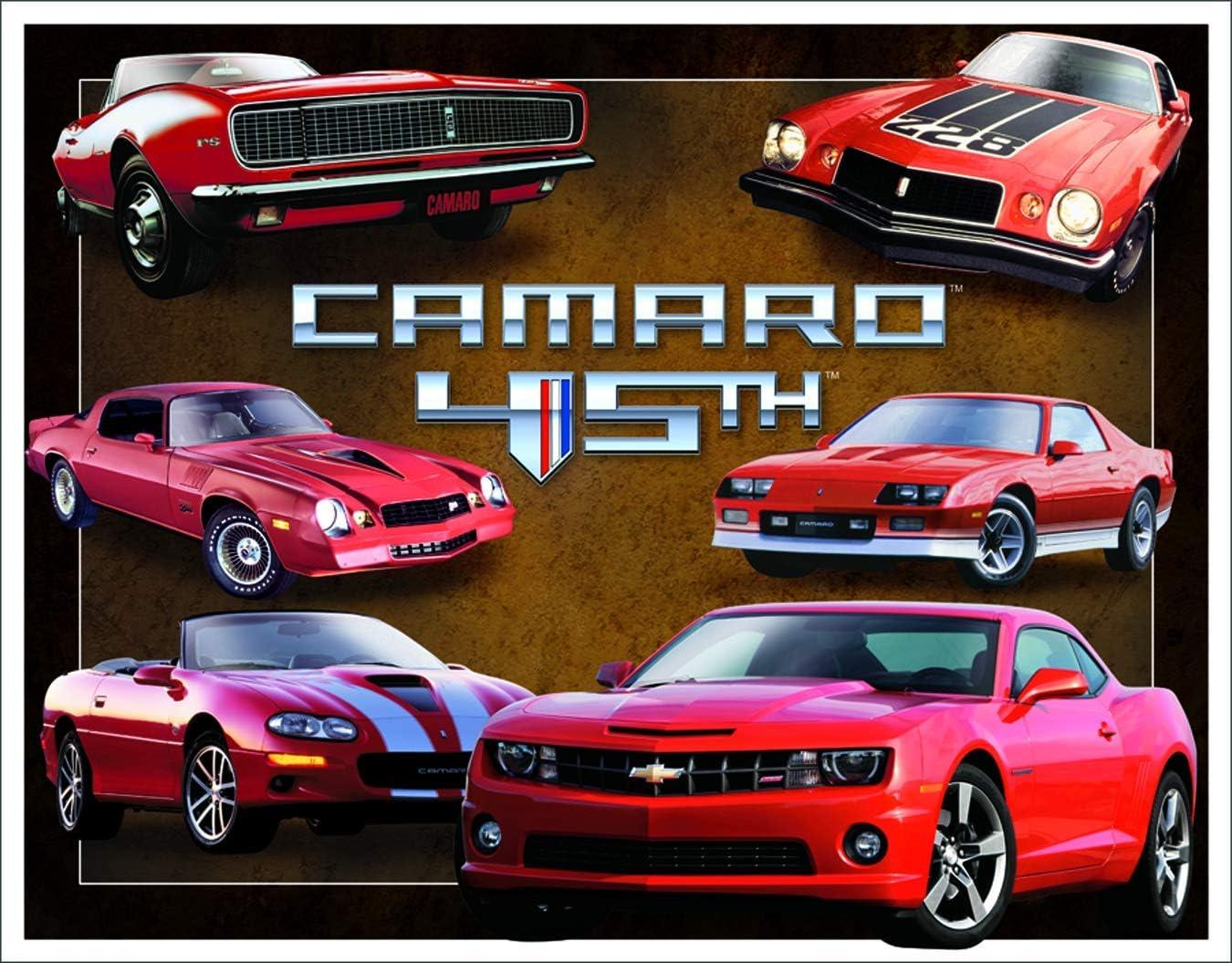 "Chevrolet Camaro Sports car poster wall art home decor photo print 24x24/"" inches"