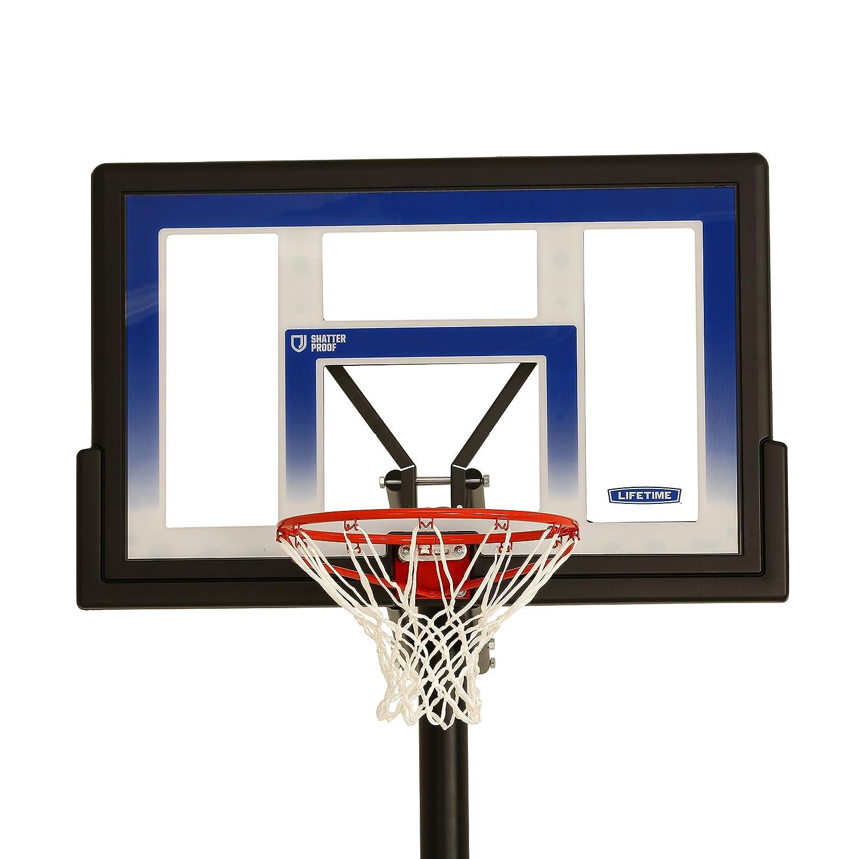 5. Lifetime 90020 In-Ground Basketball Hoop