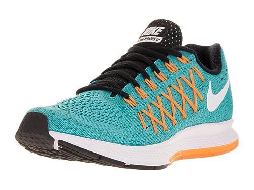 Nike Wmns Air Zoom Pegasus 32, Zapatillas de Running para Mujer, Azul (GMM
