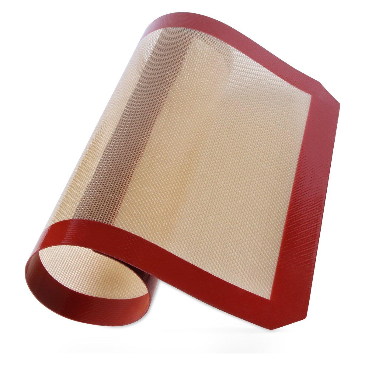 Belmalia Plancha de Silicona para bandejas de Horno, Papel de ...