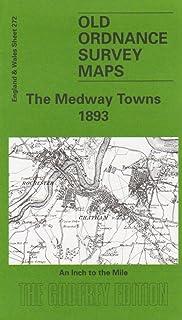 Chatham England Map.Chatham Past Amazon Co Uk Philip Macdougall Books