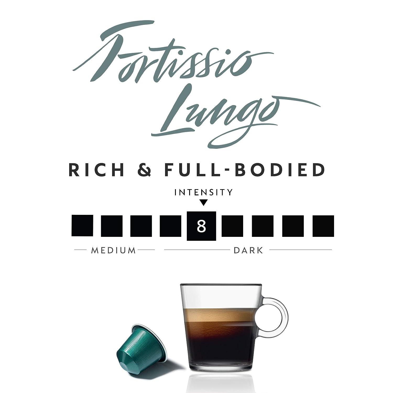 Fortissio Lungo Best Nespresso Capsules Review