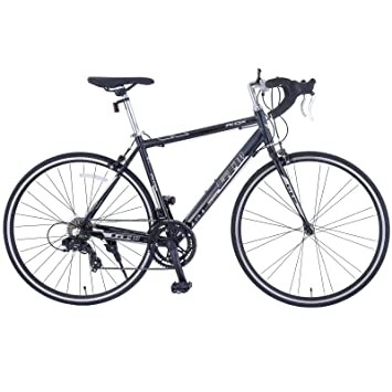 Amazon.com : Murtisol 700C Road Bike Aluminum Frame 54C 14 Speed ...
