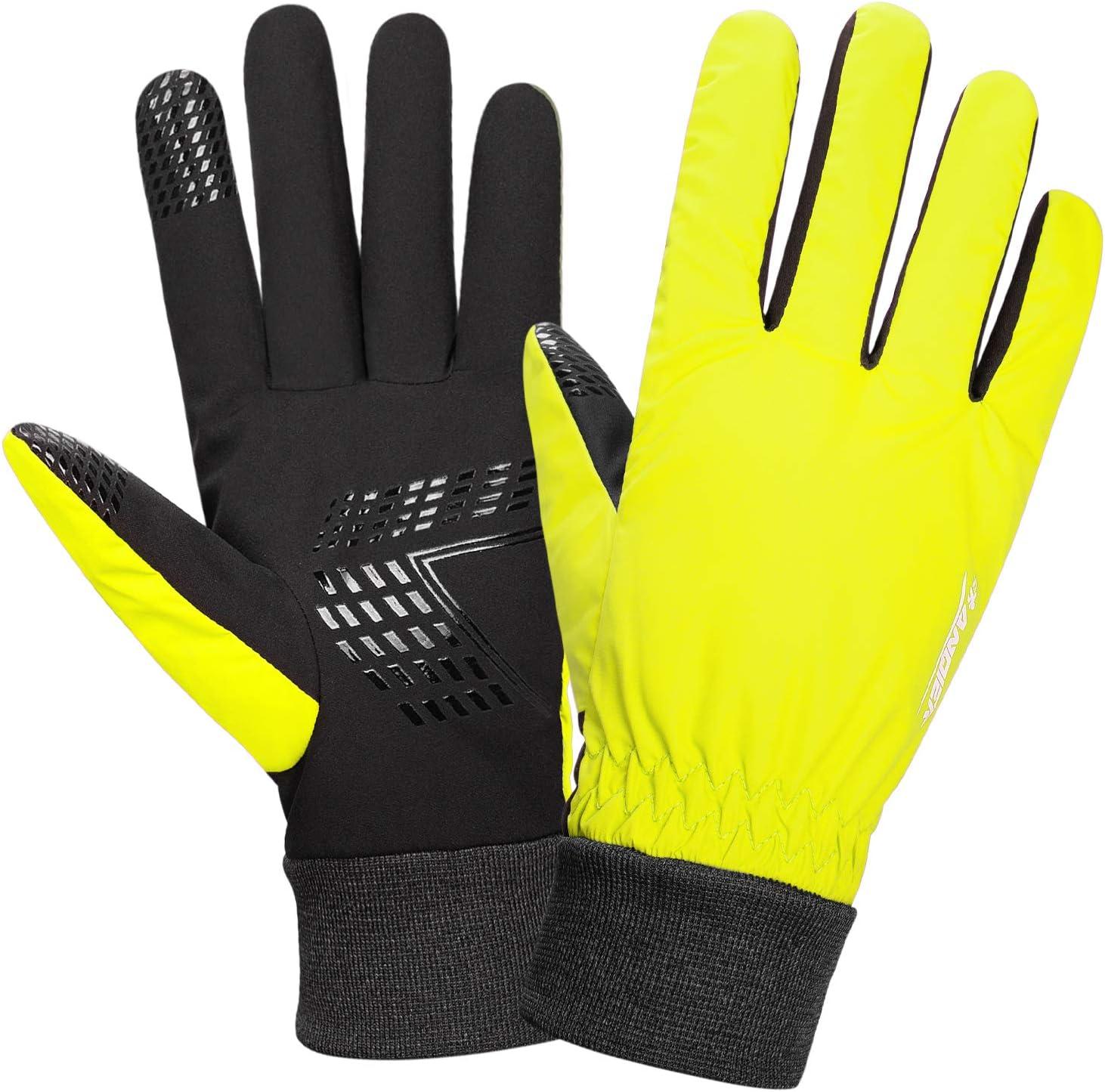 meilleur gant chauffant pour le ski Anquier