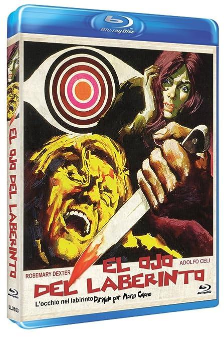 El ojo del laberinto [Blu-ray]: Amazon.es: Rosemary Dexter ...