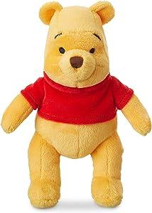 Disney Winnie The Pooh Plush - Mini Bean Bag Multi