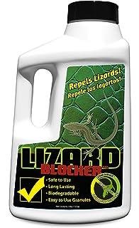Amazon com : Exterminators Choice Lizard Defense Natural Repellent