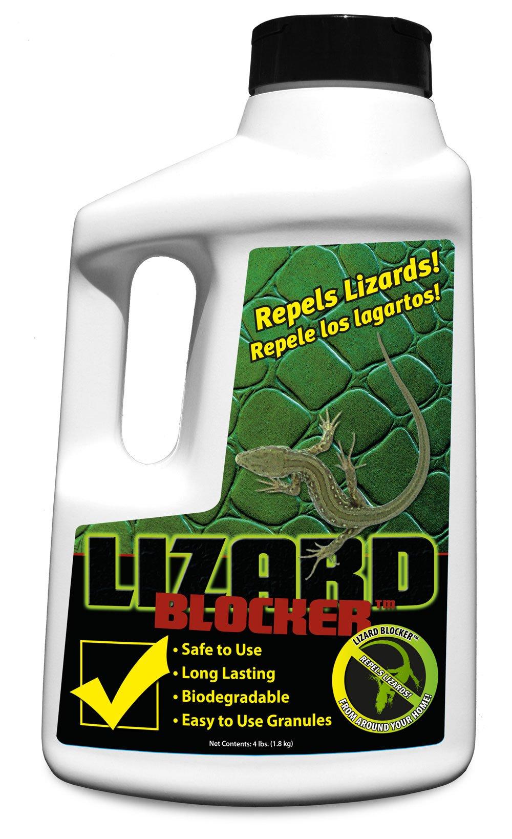BuyBlocker All Natural Repellent, 4-Pound, Lizard Blocker by BuyBlocker