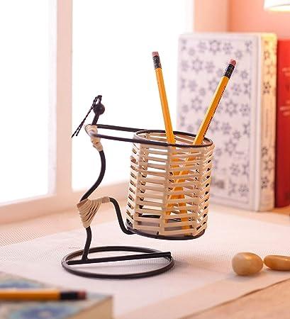 Nexplora Industries Fine Quality Decorative Pen Standpencil Holder
