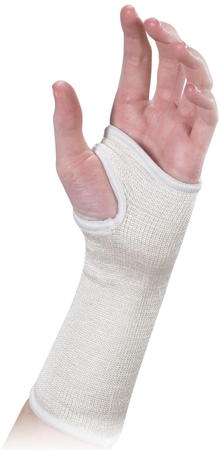 Bilt-Rite Mastex Health Slip-On Wrist Support, Beige, Medium