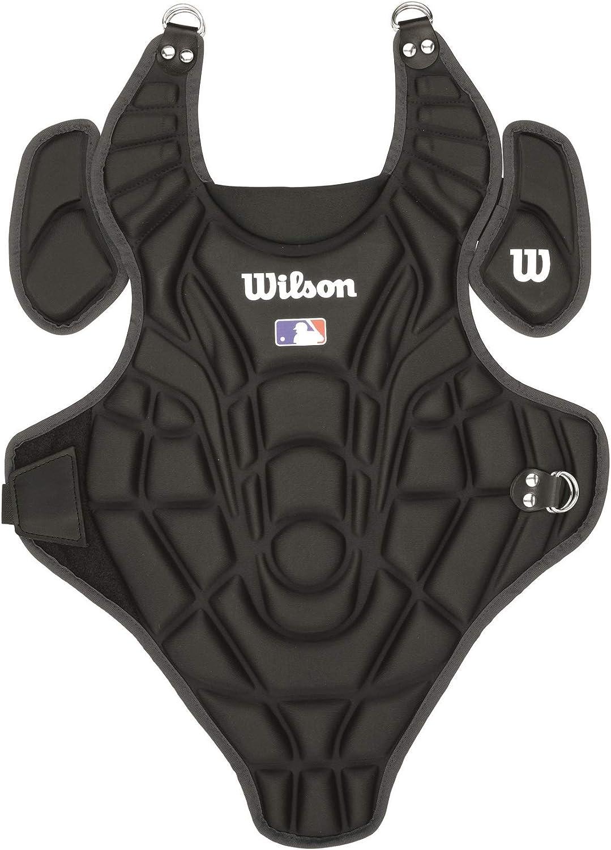 Wilson EZ Gear Baseball Catcher's Kit, Small/Medium - Black : Baseball Leg Guards : Sports & Outdoors