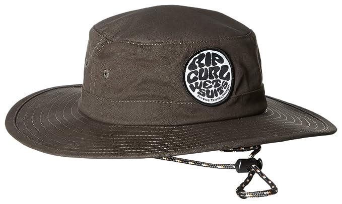 ef55b274afa Amazon.com  Rip Curl Men s Safari Bushmaster Hat