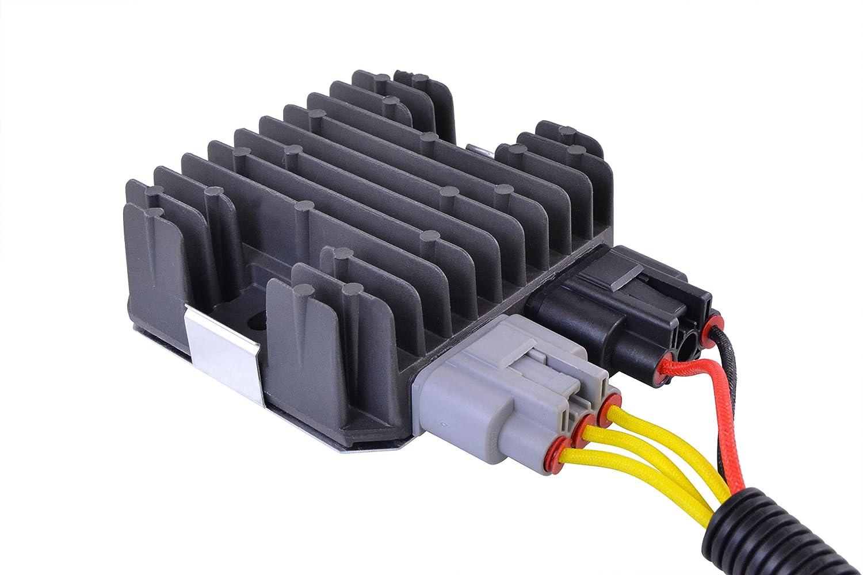2013-2018 Polaris RZR 900//1000 STAGE 2 Ultimate Mosfet Voltage Regulator Performance Upgrade Kit OEM Repl.# 4013978 4015816