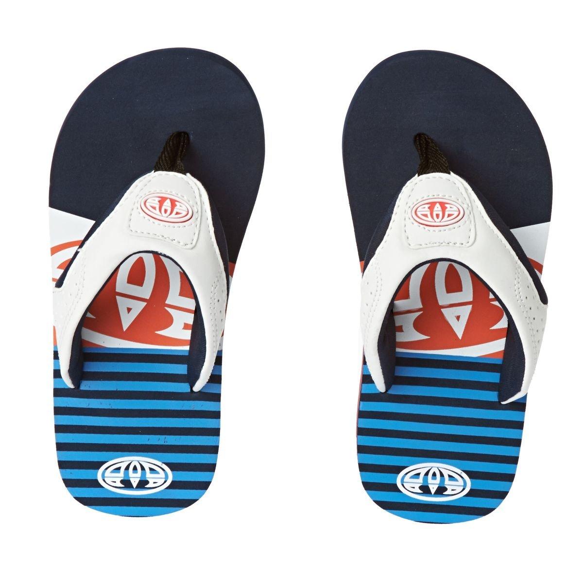 Animal Boys Jekyl Slice Sandals Indigo Blue